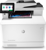 Hp Hp Color Laserjet Pro Mfp M479fdn - Multifunction Printer - Colour W1a79a#b19 - xep01