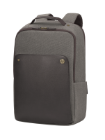 """Hp Hp Executive Backpack - Notebook Carrying Backpack - 15.6"""" - Brown - For Hp 245 G7; Elite X2; Elitebook 735 G6; Elitebook X360; Probook 455r G6; Zbook 15 G6 P6n22aa - xep01"""