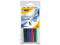 Bic Whiteboard Marker 4 Colors Pack Of 4 Pieces 1199001744 - eet01