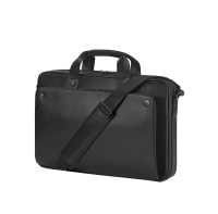 """Hp Hp Executive Top Load - Notebook Carrying Case - 17.3"""" - Black - For Elitebook 735 G6  745 G6  830 G6  840 G6  850 G6; Probook 445r G6  455r G6  640 G5  650 G5 P6n25aa - xep01"""