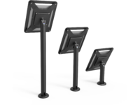 Compulocks / Maclocks RISE with Vesa Mount RISE The New Kiosk Stand with TCDP01 - eet01