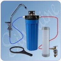 Cartridge system with limescale inhibitor cartridge CRTSYST10L