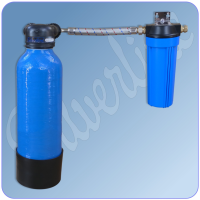 Basic heavy metal reduction/removal whole house water filter WH1MH