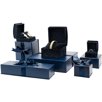 Luxury Suede Jewellery Boxes