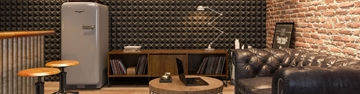 Soundproofing acoustic solutions for music studios