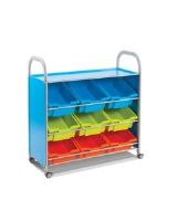 Callero Tilted Tray Unit