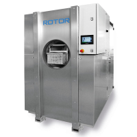 ROTOR Metal Cleaning Machine For The Petrochemical Industry