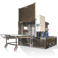 ROBUR 2B Parts Washer For The Petrochemical Industry In Essex