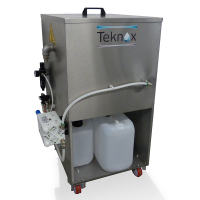 Oil Separator For Treatment Baths For The Chemical Industry In Hampshire