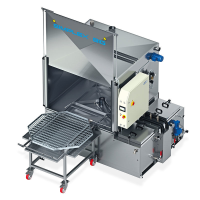 SIMPLEX BIG 2B Parts Washer For The Cosmetics Industry In Oxfordshire