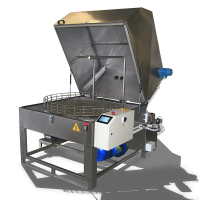 UNIX SZD Parts Washer For The Food And Drinks Industry In Staffordshire