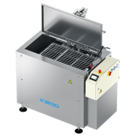 SERIE K Ultrasonic Parts Washer For The CNC Industry In Staffordshire