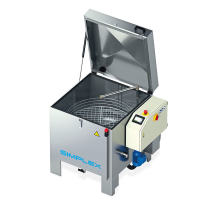 SIMPLEX 60/80 Part Washer With Touchscreen For The Food And Drinks Industry In London