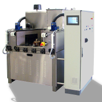 Continuous Automatic Metal Cleaning Machine For The Cosmetics Industry In Sussex
