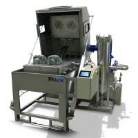 Customizable Metal Cleaning Machine For The Petrochemical Industry In Sussex