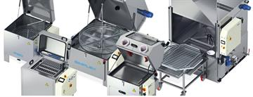 Air Operated Parts Washers In Derbyshire