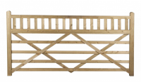 Manufacturer Of Wooden Gates For Fields