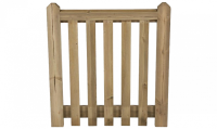 Manufacturer Of Custom Made Wooden Gates For Fields