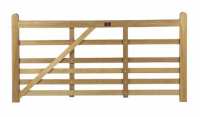 Manufacturer Of Custom Made Wooden Gates For Private Land
