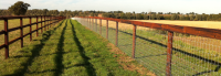 Manufacturer Of Custom Made Fences For Private Land