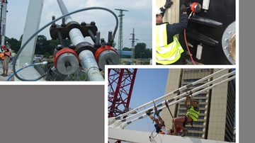 Strap Equipment For Hire