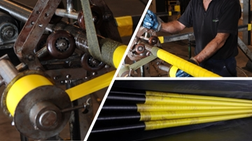 Anchor Bolt Solution For On-Shore Wind Turbines