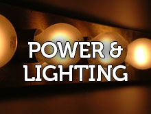 Supplier Of Lighting Products In UK