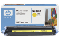 HP Toner Yellow Pages 2000 Q6002-67902 - eet01