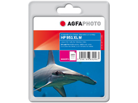 AgfaPhoto Ink M, rpl HP No. 951 XL M Magenta, Pages 1500, 25ml APHP951MXL - eet01