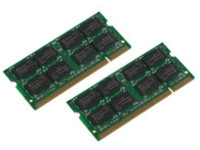 MicroMemory 4GB KIT DDR2 667MHZ SO-DIMM KIT OF 2x 2GB SO-DIMM MMA8211/4G - eet01