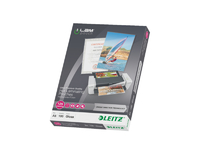 Leitz/Esselte Lamination pouch A5 UDT 125mic Leitz. Box of 100 pouches 74930000 - eet01