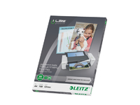 Leitz/Esselte Lamination pouch A4 UDT 80 mic Leitz. Box of 100 pouches 74780000 - eet01
