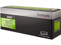Lexmark Toner Black Pages 5.000 50F2H00 - eet01