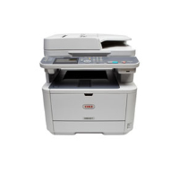 1320701 OKI MB461DN MB461 MFP A4 Network USB Mono Multifunction Laser Printer - Refurbished with 3 months RTB warranty