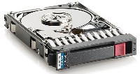 508009-001 HP Spare 500 Gb SAS-2 6G 7.2K DP HS SFF Refurbished with 1 year warranty