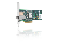 Hewlett Packard Enterprise Hpe Storageworks 81b - Host Bus Adapter - Pcie Low Profile - Fibre Channel - For Proliant Dl160 Gen8, Dl165 G7, Dl360 G7, Dl380 G6, Dl380 G7, Dl385p Gen8, Dl580 G5 Ap769a - xep01
