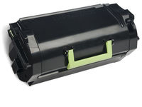 Lexmark Toner Black Pages: 45.000 62D2X0E - eet01