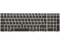 HP Inc. Keyboard (BELGIAN EURO4) With POINT STICK W8 686318-A41 - eet01