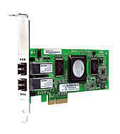 Hewlett Packard Enterprise Hpe Storageworks Fc1242sr - Host Bus Adapter - Pcie - 4gb Fibre Channel X 2 - For Modular Smart Array P2000 3.5-in, P2000 G3; Proliant Dl165 G7, Dl360 G7, Dl380 G6 Ae312a - xep01