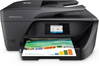 Hp Hp Officejet Pro 6960 All-in-one - Multifunction Printer - Colour T0f32a#bhc - xep01