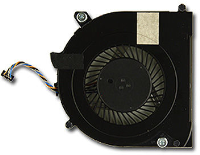 HP Inc. Fan assembly Includes connector cable 730792-001 - eet01