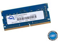 OWC OWC PC4-19200 2400MHz 8GB 204pin DDR4 SODIMM SPA04342 - eet01