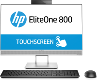 "Hp Hp Eliteone 800 G4 - All-in-one - Core I5 8500 3 Ghz - 8 Gb - 256 Gb - Led 23.8"" - Uk Layout 4kx03et#abu - xep01"