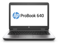 "Hp 640 G2 I5-6200u/4gb/128gb-ssd/14""hd/w10p 64b - Wlan/bt/cam/including Dib Hp Ultraslim Dock L8u32av#abn-sb25 - xep01"