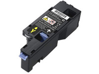 Dell Toner Yellow (MWR7R) Pages 1.400 593-BBLV - eet01