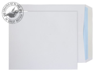 5086PS Blake Purely Everyday White Peel & Seal Pocket 330X279mm 100Gm2 Pack 250 Code 5086Ps 3P- 5086PS