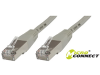 MicroConnect S/FTP CAT6A 40M Grey LSZH PIMF( Pairs in metal foil) SFTP6A40 - eet01