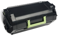 Lexmark Toner Black Pages: 25.000 62D0HA0 - eet01