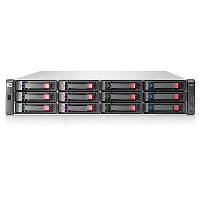 Hewlett Packard Enterprise Hpe Storageworks Modular Smart Array P2000 G3 Iscsi Msa Dual Controller Lff Array - Hard Drive Array - 12 Bays (sata-300 / Sas-2) - Iscsi (external) - Rack-mountable - 2u Bk830a - xep01