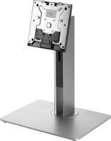Hp Hp Height Adjustable Stand - Stand For All-in-one - Black  Silver - Mounting Interface: 100 X 100 Mm - For Eliteone 800 G3  800 G5 Z9h66aa - xep01